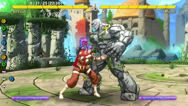 Watch and share Fantasy Strike Input Bug GIFs by Mitarashi Dango on Gfycat