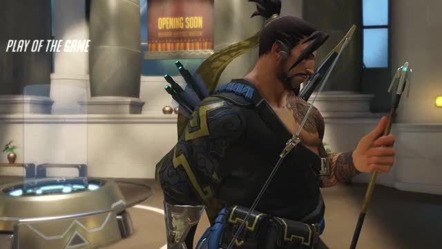 Watch Hanzo GIF by @endergaming3 on Gfycat. Discover more Overwatch GIFs on Gfycat