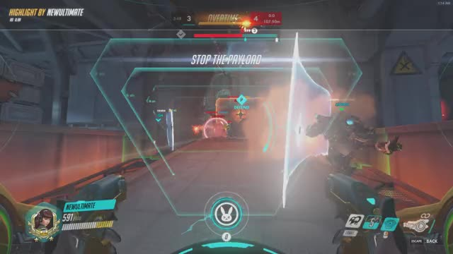 Watch and share Highlight GIFs and Overwatch GIFs by NewUltimate on Gfycat