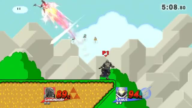 Watch the king of evil 2 GIF by @dekgear on Gfycat. Discover more smashbros GIFs on Gfycat