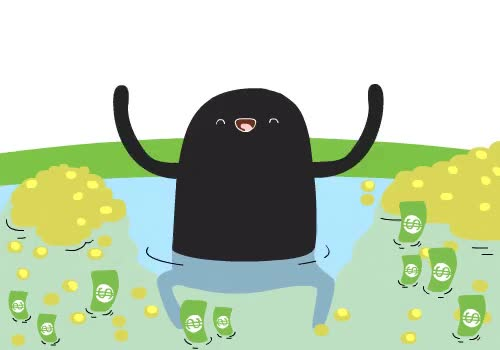 Watch and share Monster Money GIF.gif GIFs by Streamlabs on Gfycat