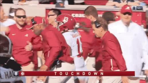 Alabama Football vs Tennessee 2018 - Tua Hyped