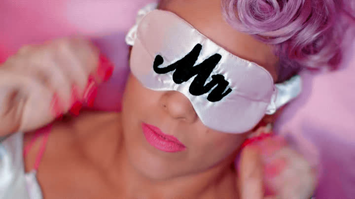 beautiful trauma, mrs, pink, wink, Pink Wink GIFs