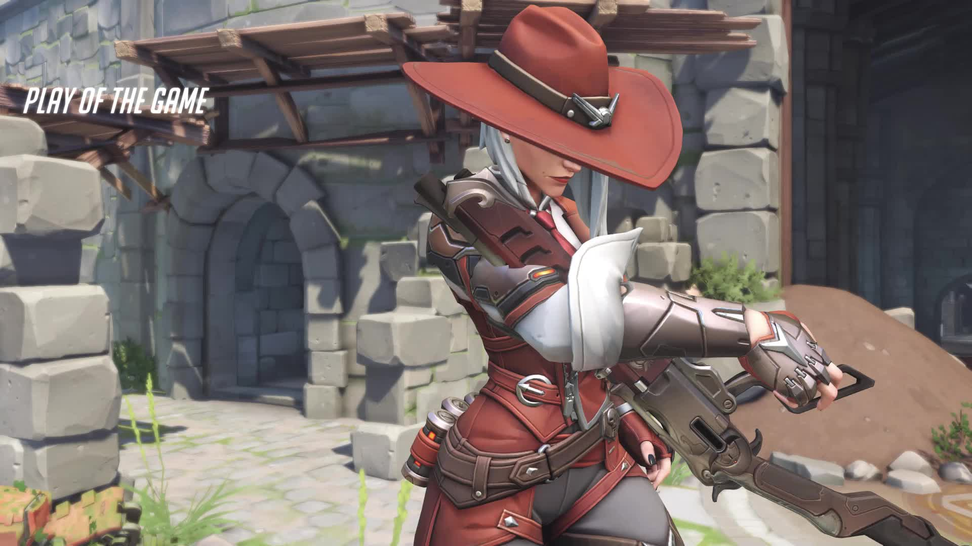 overwatch, potg, Ashe Teamkill GIFs