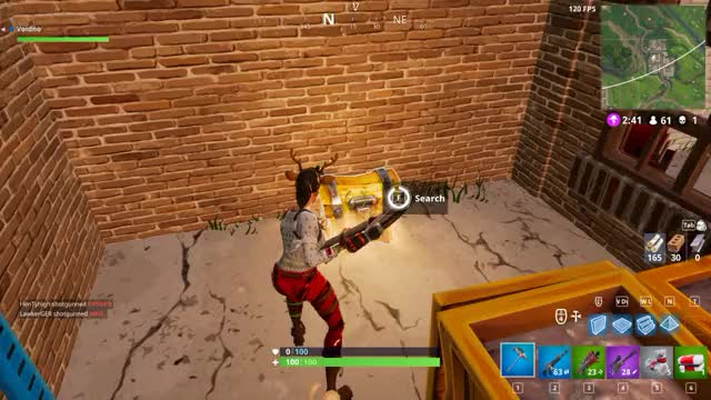 Watch Fortnite 02.05.2018 - 22.16.09.146.DVR GIF on Gfycat. Discover more related GIFs on Gfycat
