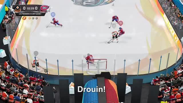 Watch Drouin Goal! GIF by Gamer DVR (@xboxdvr) on Gfycat. Discover more EASPORTSNHL18, Probert240, xbox, xbox dvr, xbox one GIFs on Gfycat