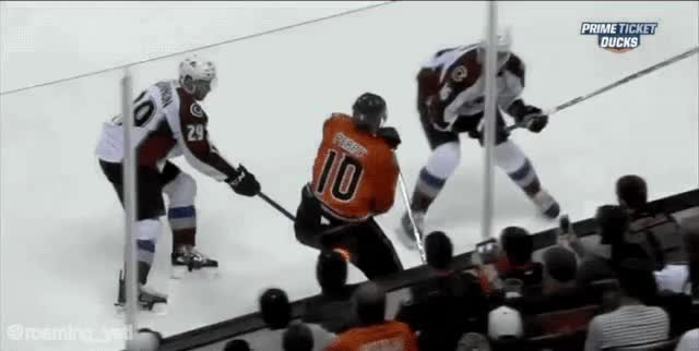 Watch and share Avalanche GIFs and Hockey GIFs by roaming_yeti on Gfycat