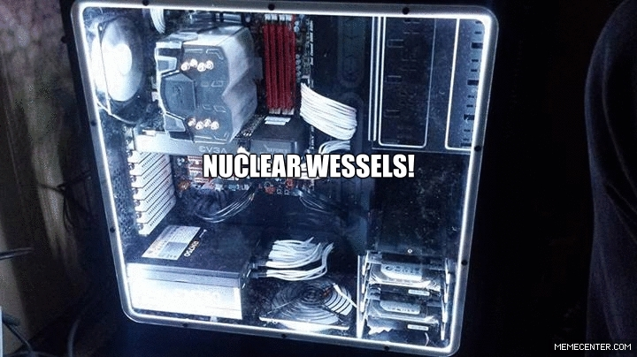 audiophile, pcmasterrace, shittyaskscience, Nuclear Wessels GIFs