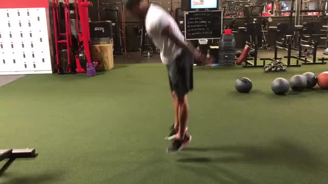Watch and share Bodyweight Burpees GIFs by Gymapp on Gfycat