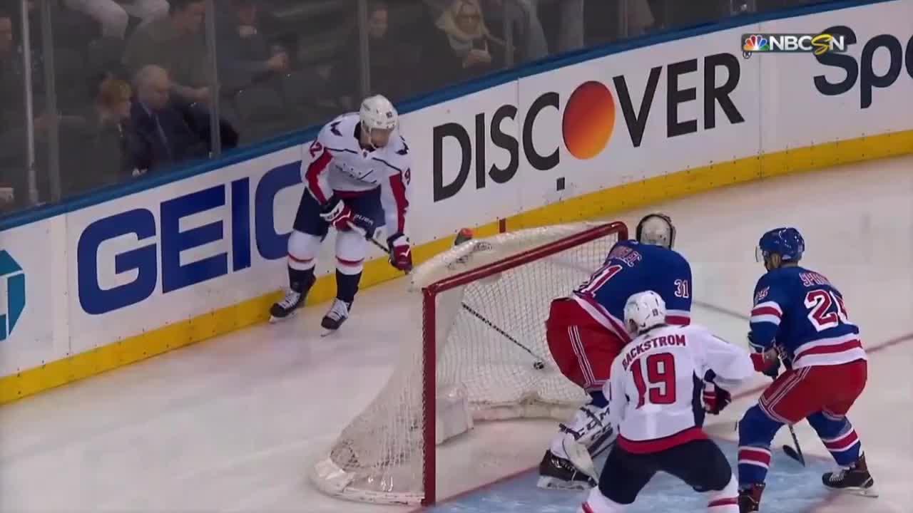 Evgeny Kuznetsov lacrosse goal attempt GIFs