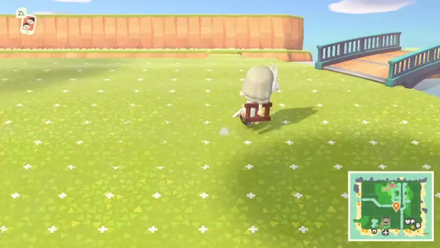 Watch and share Animal Crossing — Waterfalls Hidden Passage GIFs by Zey on Gfycat