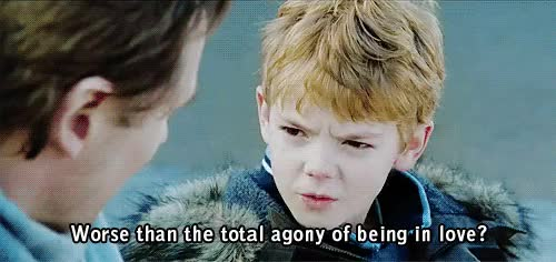 Watch and share Thomas Sangster GIFs on Gfycat