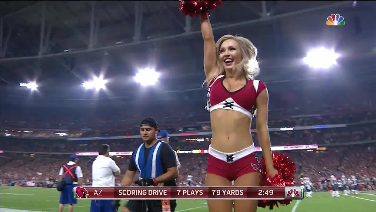 andrea, cheerleaders, nfl, Arizona Cardinals cheerleader GIFs