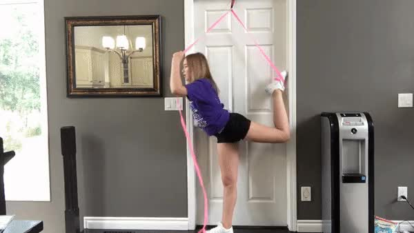 Watch and share Door-Flexibility-Trainer GIFs on Gfycat