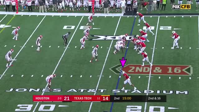 Watch and share Antoine Wesley 2018 GIFs and Cfb Game Tape GIFs on Gfycat