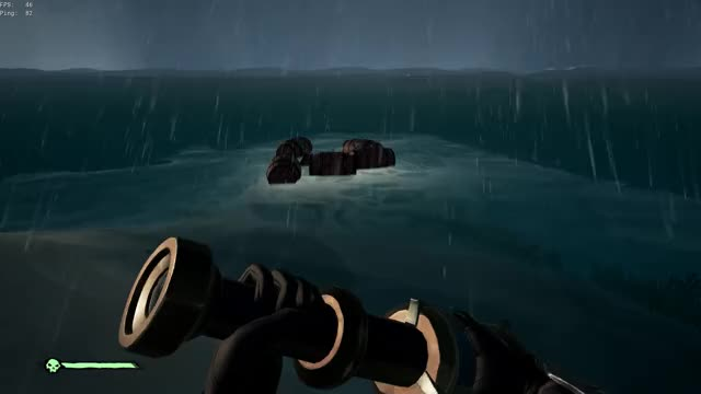 Watch Soloing the Sunken Curse event GIF by @bionicme on Gfycat. Discover more Barrel, Event, Gunpowder, Sea of Thieves, Solo, Sunken Curse GIFs on Gfycat