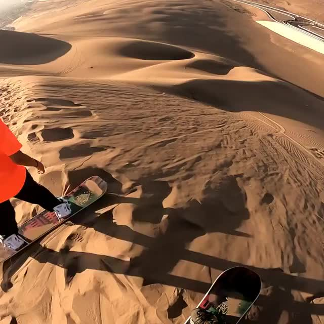 Watch and share Sand Dunes - Chile 🇨🇱 GIFs by Jackson3OH3 on Gfycat