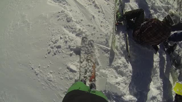 Watch and share Skiing GIFs by Sky on Gfycat