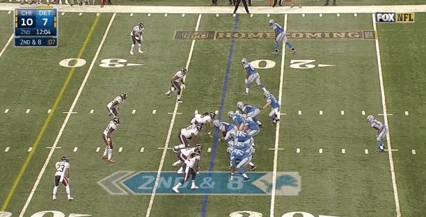 chibears, detroitlions, nfl, CHI at DET '15: Zenner out for season GIFs