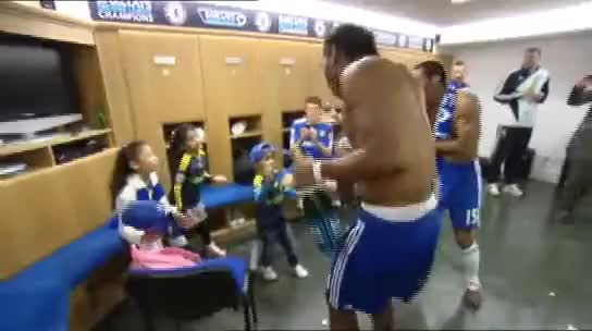 Watch and share Didier Dancing GIFs on Gfycat