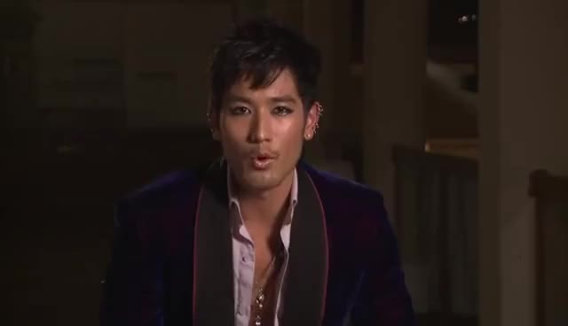 Watch and share Magnus Bane GIFs and Sparkles GIFs on Gfycat