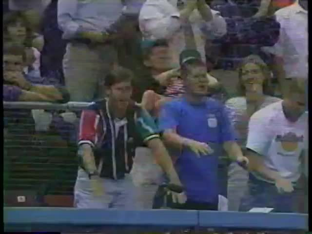 ken griffey jr, mariners, refuse to lose, Seattle Mariners: My Oh My (1995) GIFs