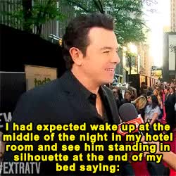 Watch and share The Tonight Show GIFs and Seth Macfarlane GIFs on Gfycat