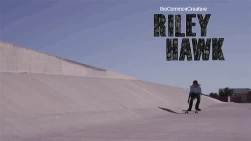 Watch and share Skateboard Gif GIFs and Riley Hawk GIFs on Gfycat
