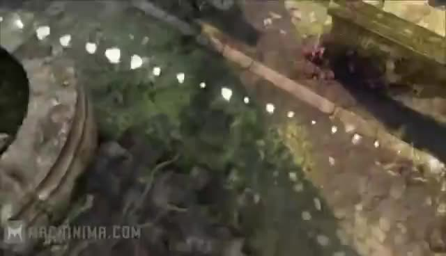 Uncharted, Thrust GIFs