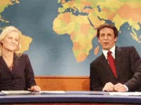 Watch amy, poehler, seth, meyers, high GIF on Gfycat. Discover more related GIFs on Gfycat