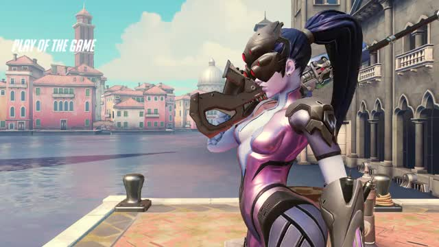 Watch walls? GIF by @peittomies on Gfycat. Discover more overwatch, potg, widowmaker GIFs on Gfycat