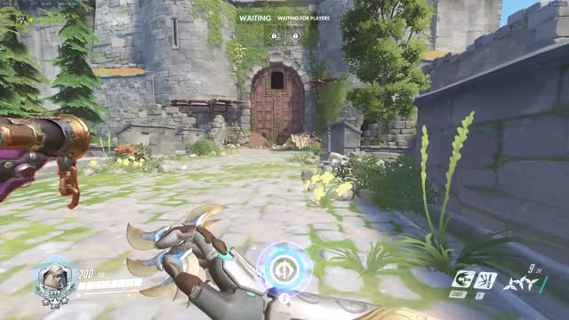 Watch and share Genji Deflect Resets Alt-Fire Range GIFs by featherfallen on Gfycat