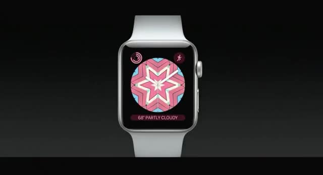 Watch and share Apple Watch Kaleidoscope GIFs on Gfycat