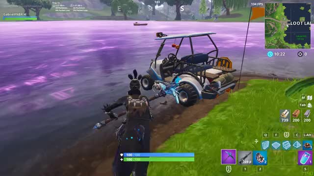 Watch and share Bouncy Loot Lake GIFs and Fortnite GIFs on Gfycat