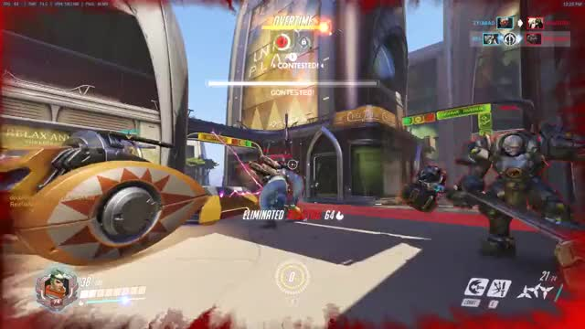 Watch and share Geforcegtx GIFs and Overwatch GIFs by tibs97 on Gfycat