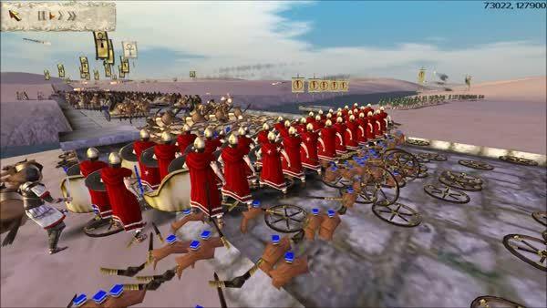 totalwar, Skewering Chariots (reddit) GIFs