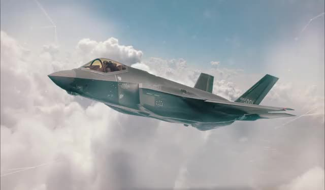 Watch and share F-35-clouds GIFs on Gfycat