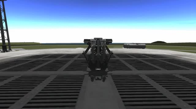 Watch Here is my prototype of the Star Wars Droideka (reddit) GIF on Gfycat. Discover more kerbalspaceprogram GIFs on Gfycat