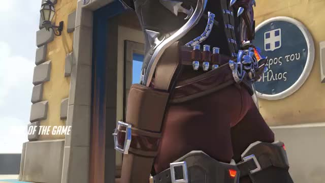 Watch and share Overwatch GIFs and Mccree GIFs by eternius on Gfycat