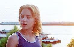 Watch and share Scarlett Johansson GIFs and Gabriel Macht GIFs on Gfycat