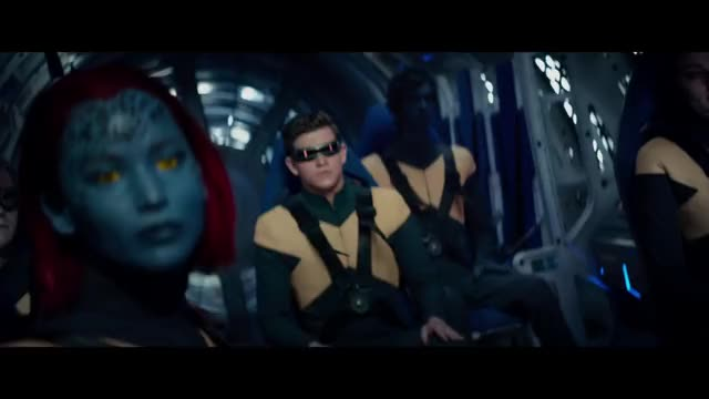 Watch this curated GIF by Pakalu Papito (@entfanatic) on Gfycat. Discover more Dark Phoenix, Hutch Parker, James McAvoy, Jennifer Lawrence, Lauren Shuler Donner, Michael Fassbender, Nicholas Hoult, Simon Kinberg, Sophie Turner, Todd Hallowell, Trailer GIFs on Gfycat