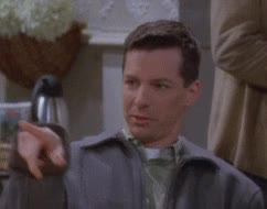 Watch and share Will And Grace GIFs on Gfycat