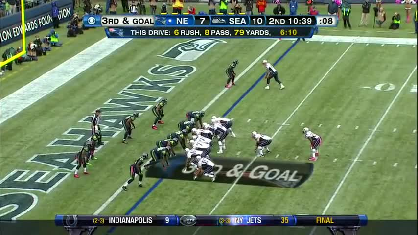2012 Patriots @ Seahawks GIFs