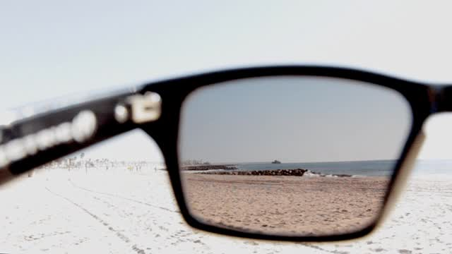 Watch and share Ocean Glasses GIFs by strattonberg on Gfycat