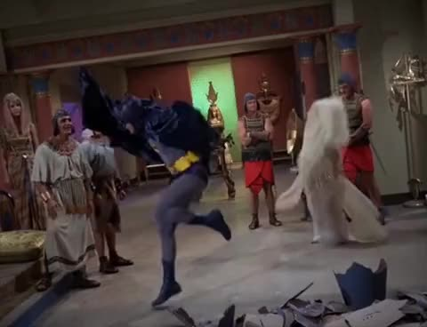 Watch and share Batman 1966 - The Batusi GIFs on Gfycat