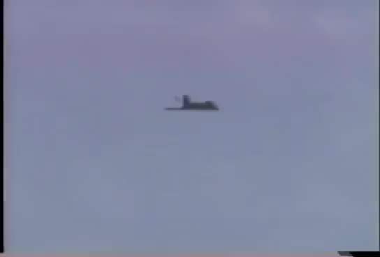 Watch and share F117 Stealth Fighter Crash - Martin's Airshow GIFs on Gfycat