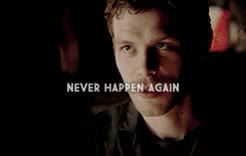 Watch and share The Vampire Diaries GIFs and Klaus X Caroline GIFs on Gfycat