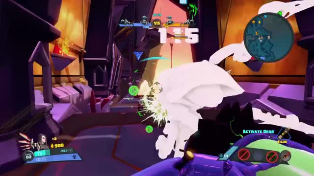 Watch and share Battleborn GIFs and Pendles GIFs by Old Man Cranky on Gfycat