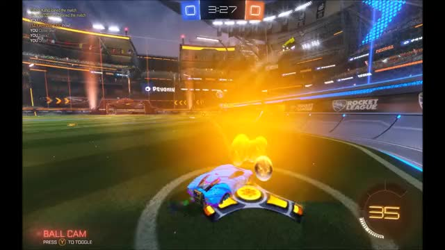 Watch and share Rocket League GIFs by bloodred on Gfycat