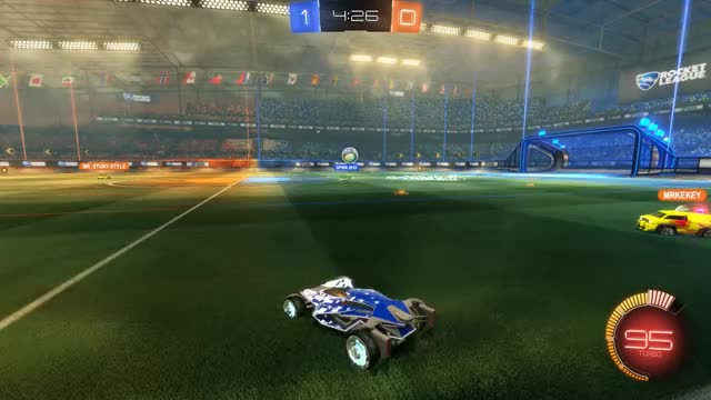 Watch and share Rocket League GIFs by Louis Lacaes on Gfycat